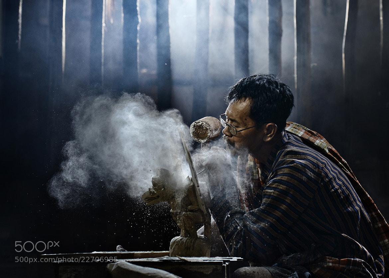 Photograph Blowing by Pimpin Nagawan on 500px