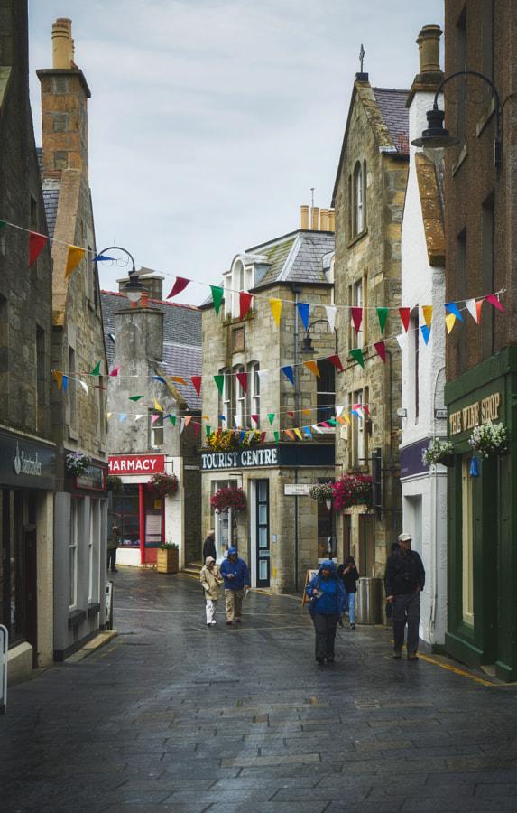 Shetland VII, Lerwick