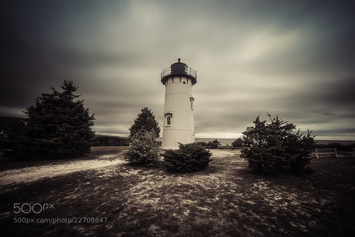 Photograph East Chop Light by Todd Leckie on 500px