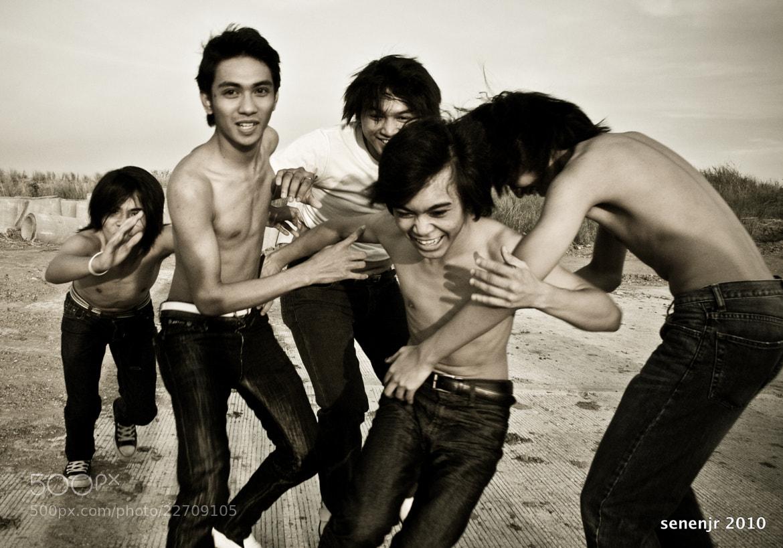 Photograph The Band by Senen Balatbat on 500px