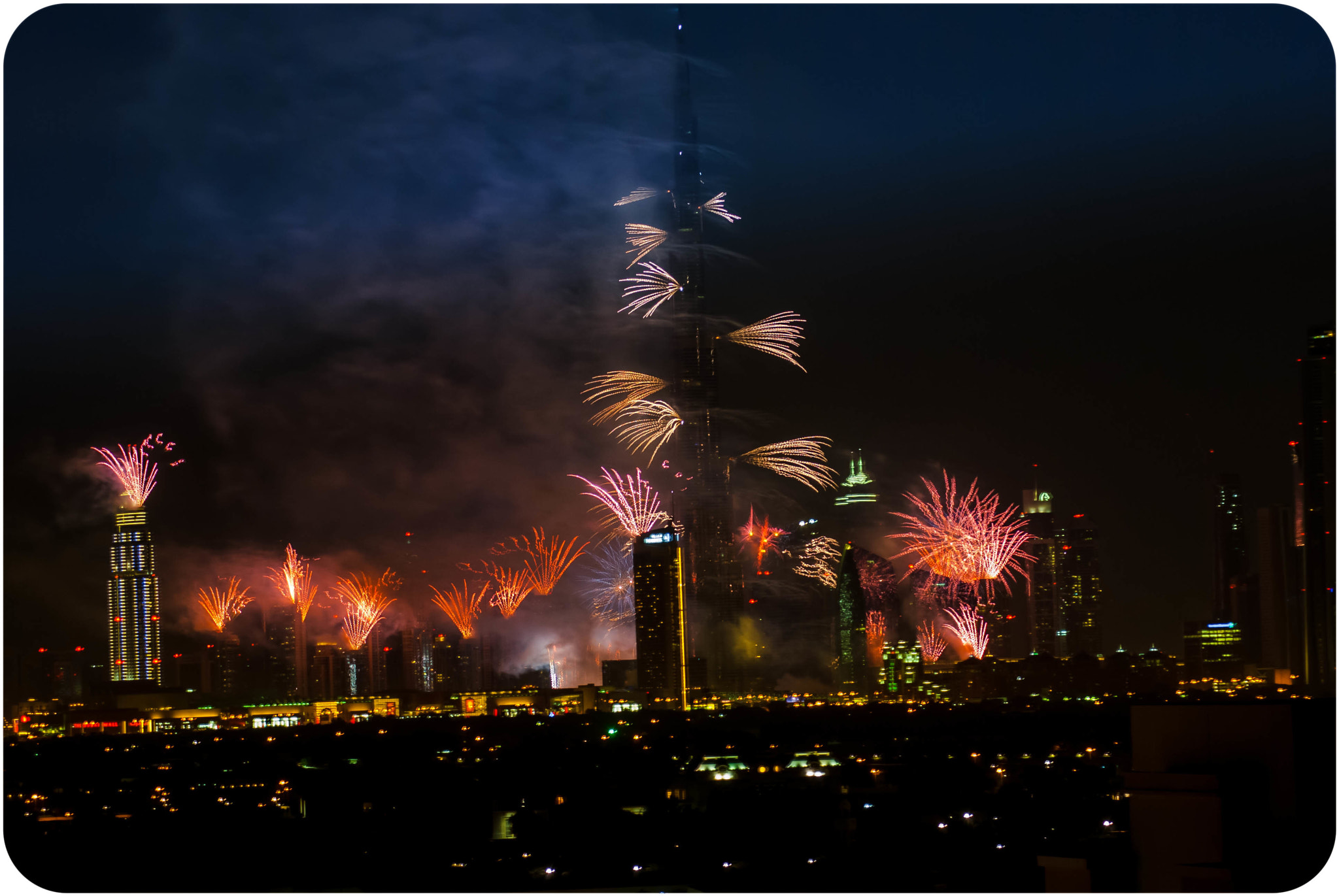 Photograph New Year Dubai by Noman Nasrullah on 500px