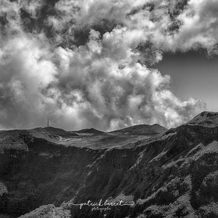 In the Réunion mountains – 1 – Réunion Island
