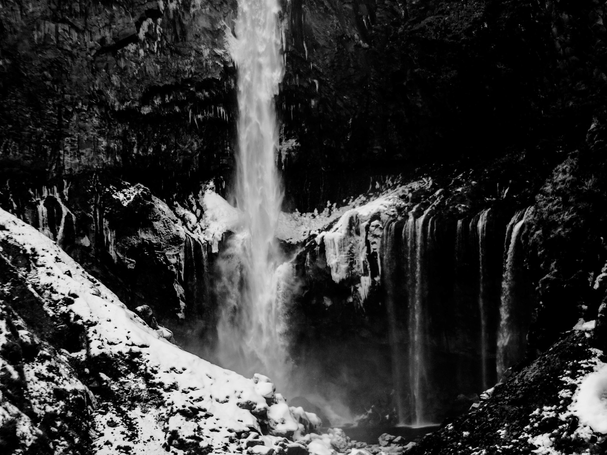 Photograph Falling Into The Dark 2 by Rickard Rivellini on 500px