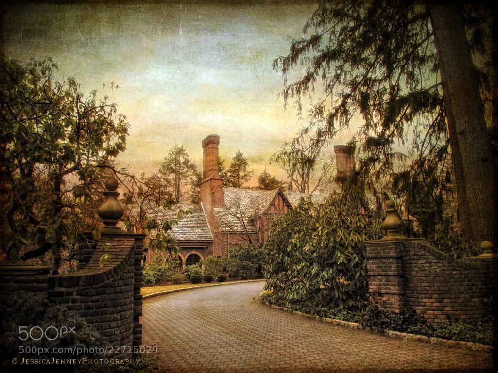 Photograph Beyond the Gates by Jessica Jenney on 500px