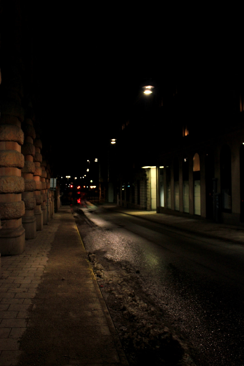 Photograph Street in Stockholm by 巍 王 on 500px
