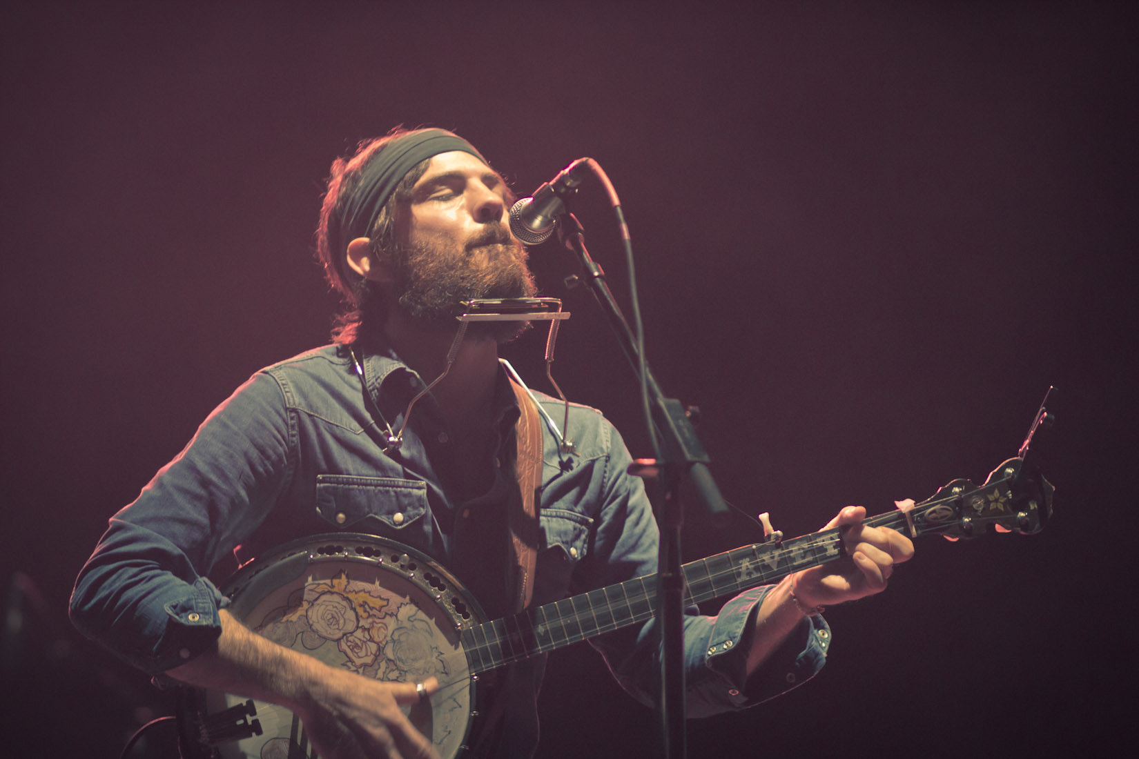 Photograph The Avett Bothers @ Indy by Bob Ewing on 500px