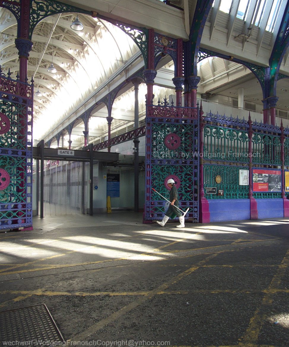 Photograph Smithfield Meat Market | 14:27 hours by Wolfgang Zimmerman on 500px