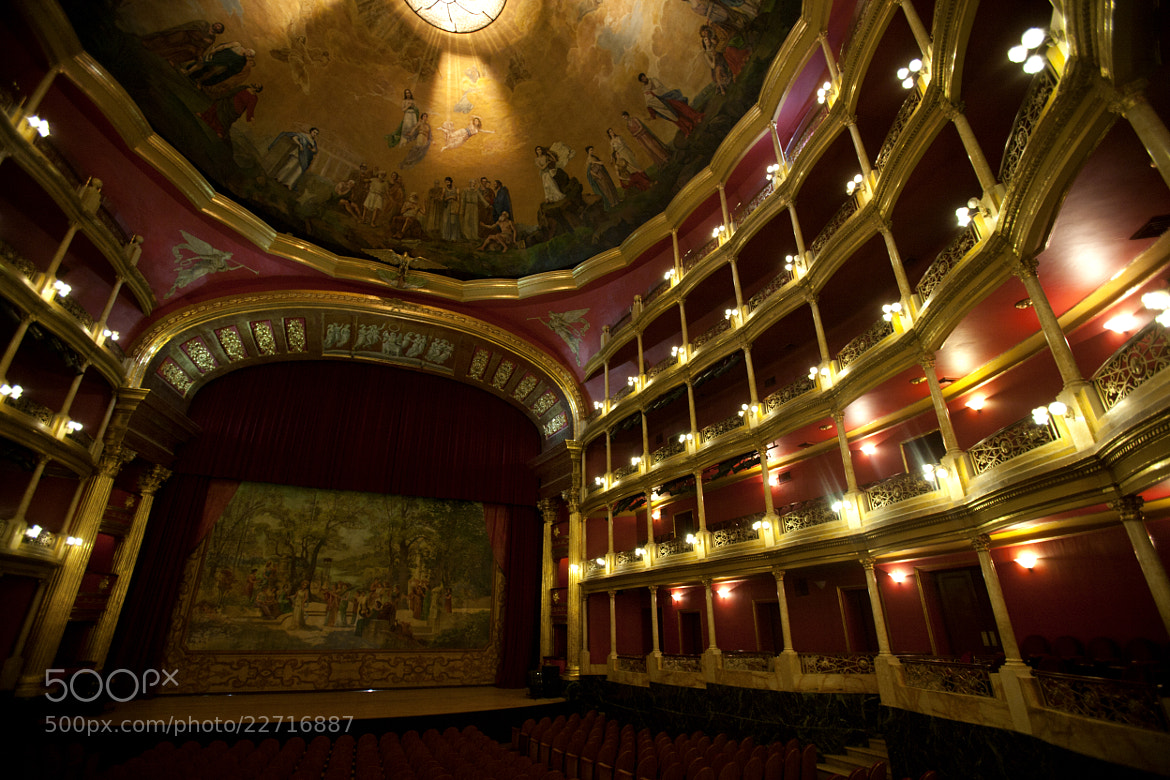Photograph Theater by Cristobal Garciaferro Rubio on 500px
