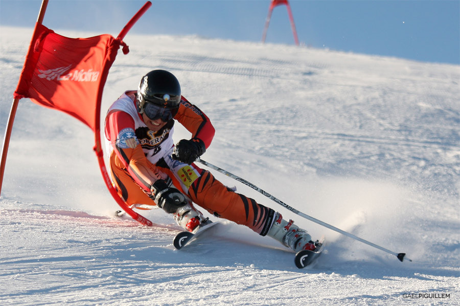 Photograph Giant slalom by Gael Piguillem on 500px