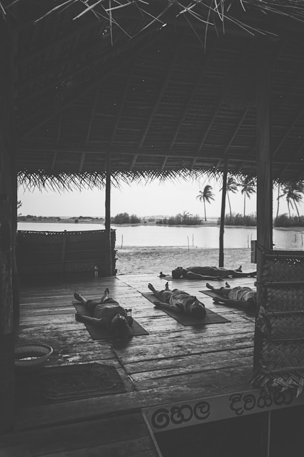 Morning Yoga, Kalpitiya Lagoon, Sri Lanka #6 by Son of the Morning Light on 500px.com