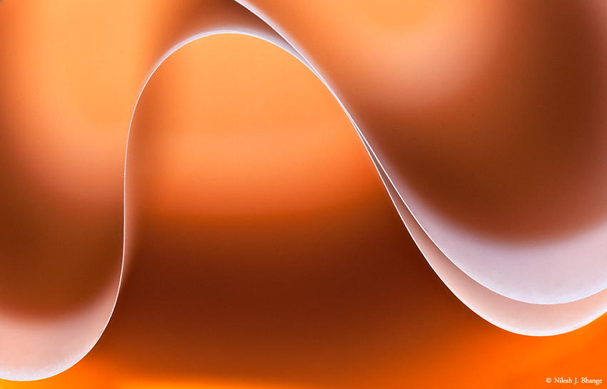 Photograph Paper Wave by Nilesh Bhange on 500px