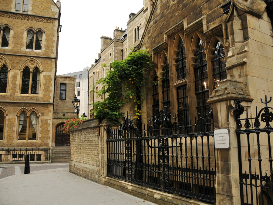 Westminster School, London by Sandra on 500px.com