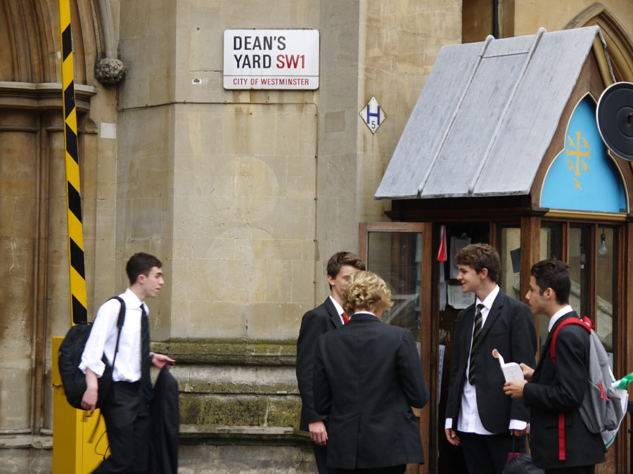 Westminster School, London by Sandra on 500px.com