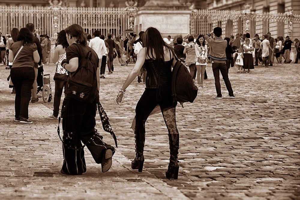 Photograph paris tourists... by Leila Raymond on 500px