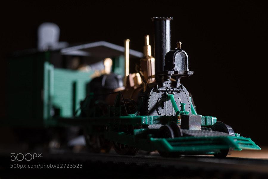 Photograph John Bull Locomotive by Scott Wood on 500px