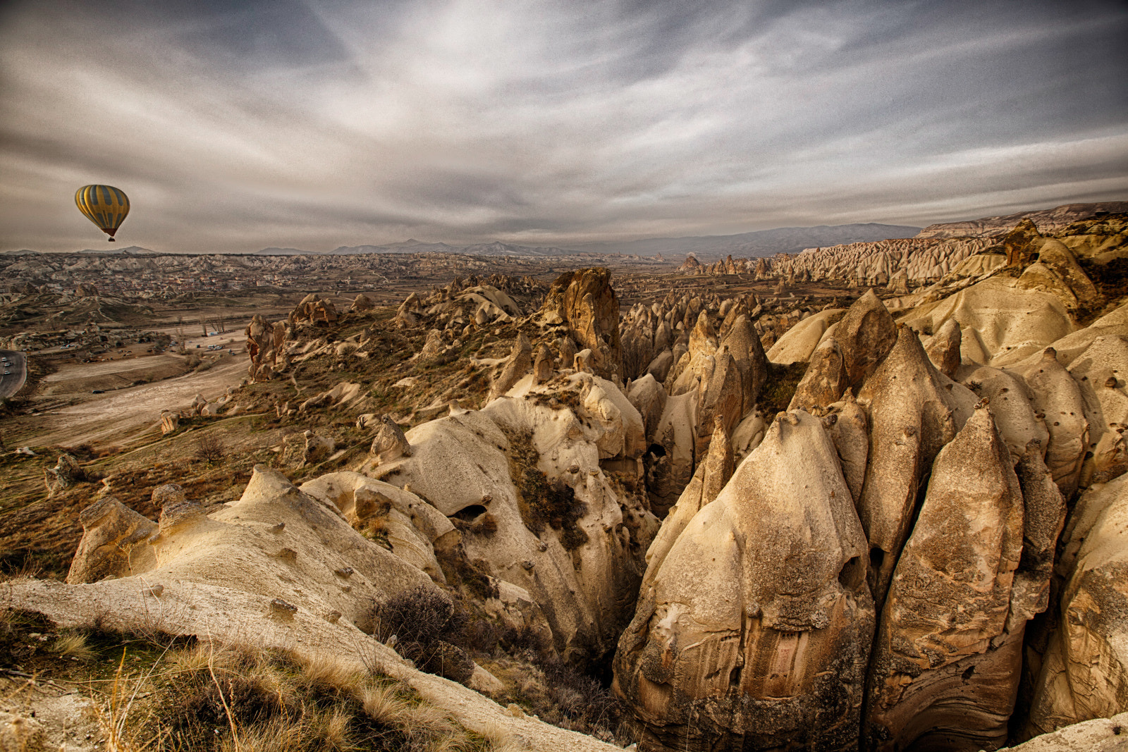 Photograph Balloon over Goreme by Marty Taylor on 500px