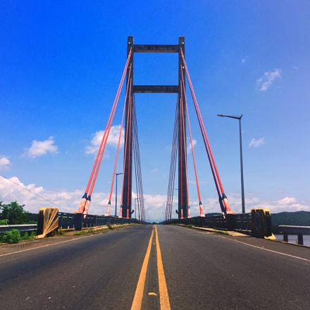 Puente de la Amistad Guanacaste Costa Rica