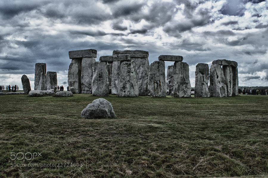 Photograph Stonehenge by Jon Brisbin on 500px
