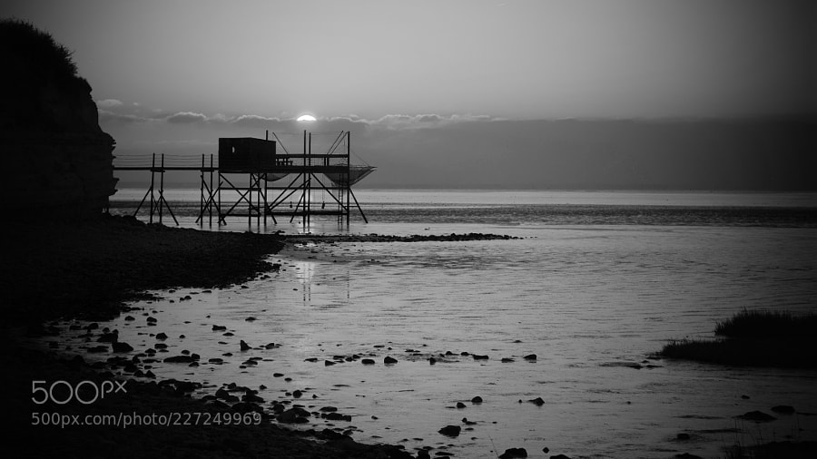 500px PlanPlume Photo - Charron Bay fishery