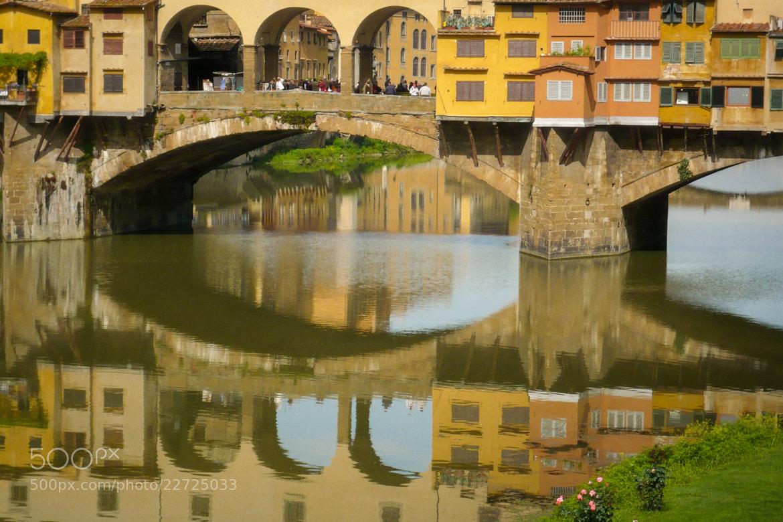 Photograph Ponte Vecchio Bridge by Tom Brichta on 500px