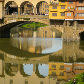 Ponte Vecchio Bridge by Tom Brichta (TomBrichta)) on 500px.com