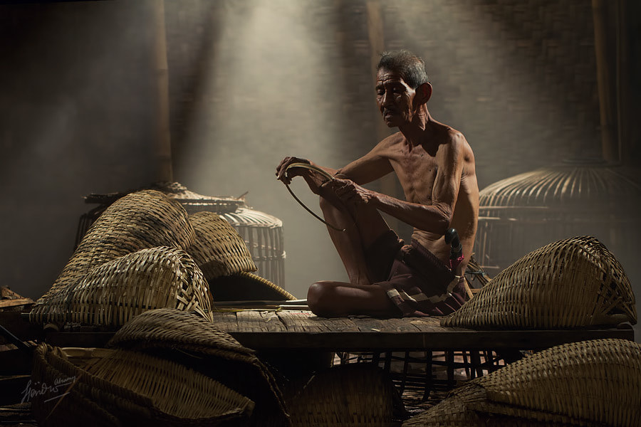 Photograph Weaver by Hendro Alramy on 500px