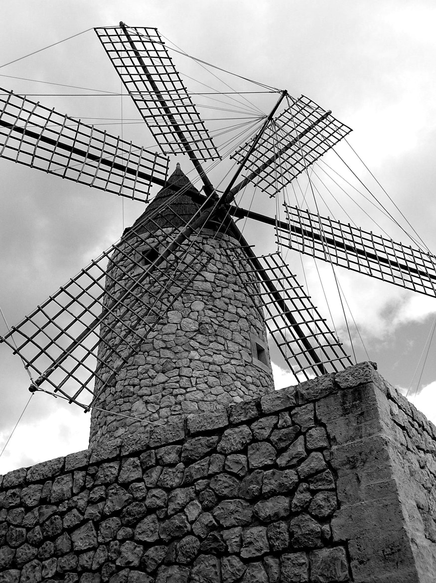Photograph The stony windmill by Marion Hartmann on 500px