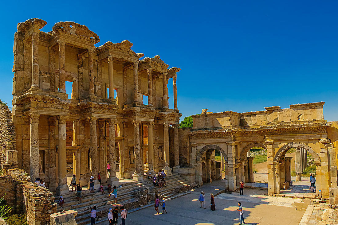 Photograph Ephesos by Zeki Öztürk on 500px