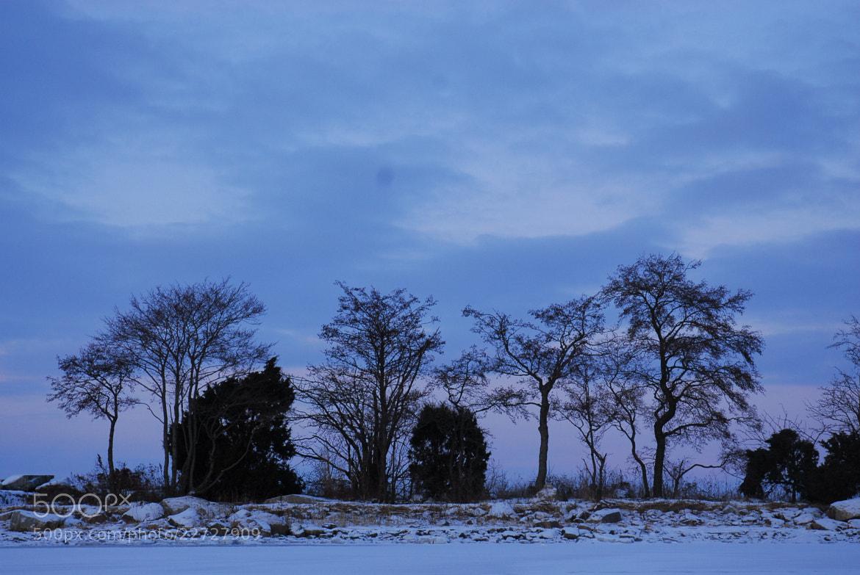 Photograph Blue moment by Henrik Salenius on 500px