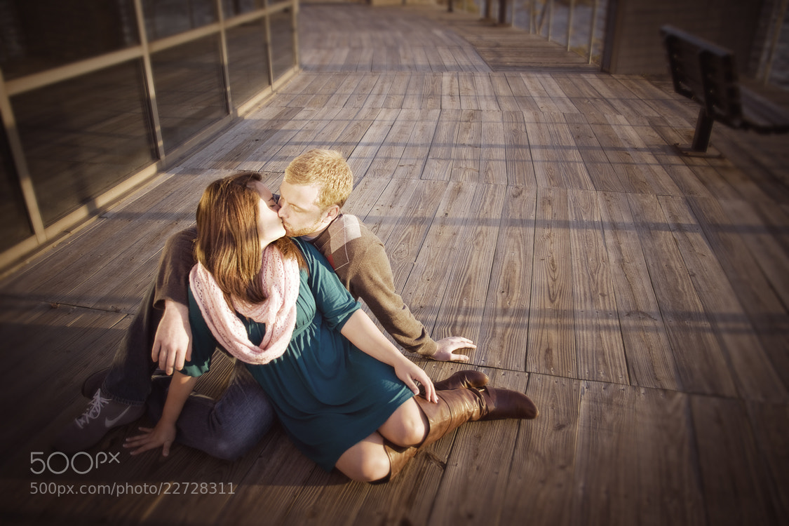 Photograph Kailyn + Jarrick by Timmy Marsee on 500px
