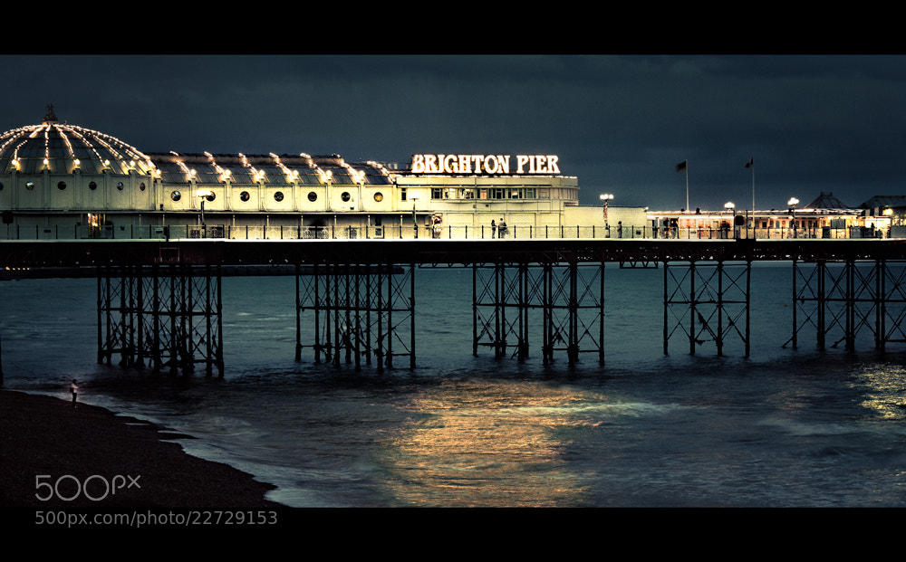 Photograph brighton pier by Cristina Ramos on 500px
