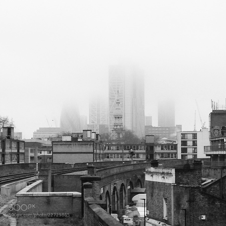 Foggy London by Alexandre Roty (AlexRoty)) on 500px.com