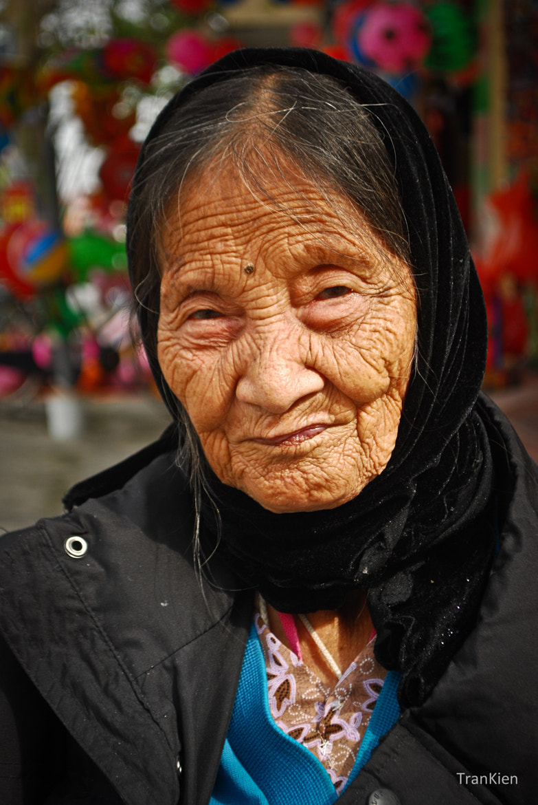 Photograph Oldster by Kiên Trần on 500px