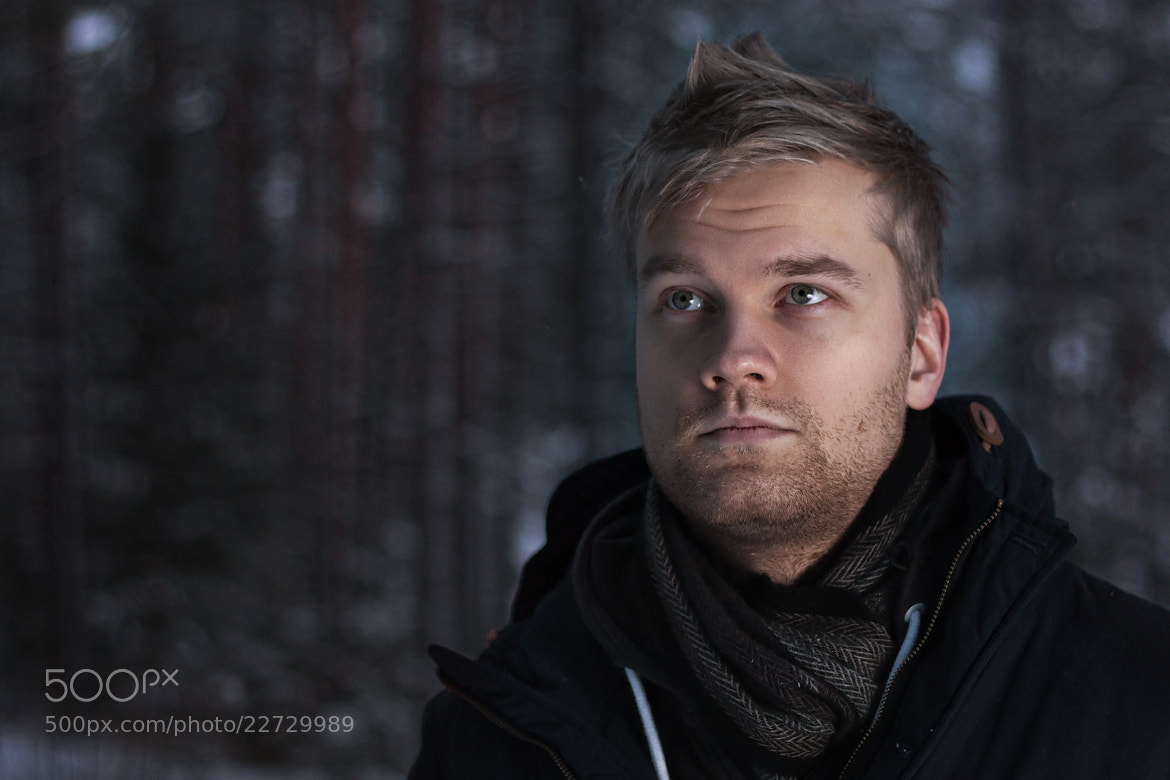 Photograph Portrait of Jussi by Reima Kokko on 500px