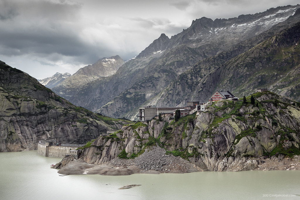Photograph Grimsel Hotel by Cwithe  on 500px