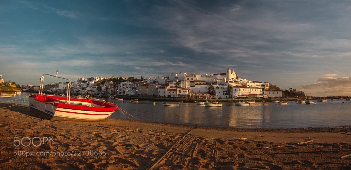 Photograph Ferragudo by Antonio Ramos Moreno on 500px