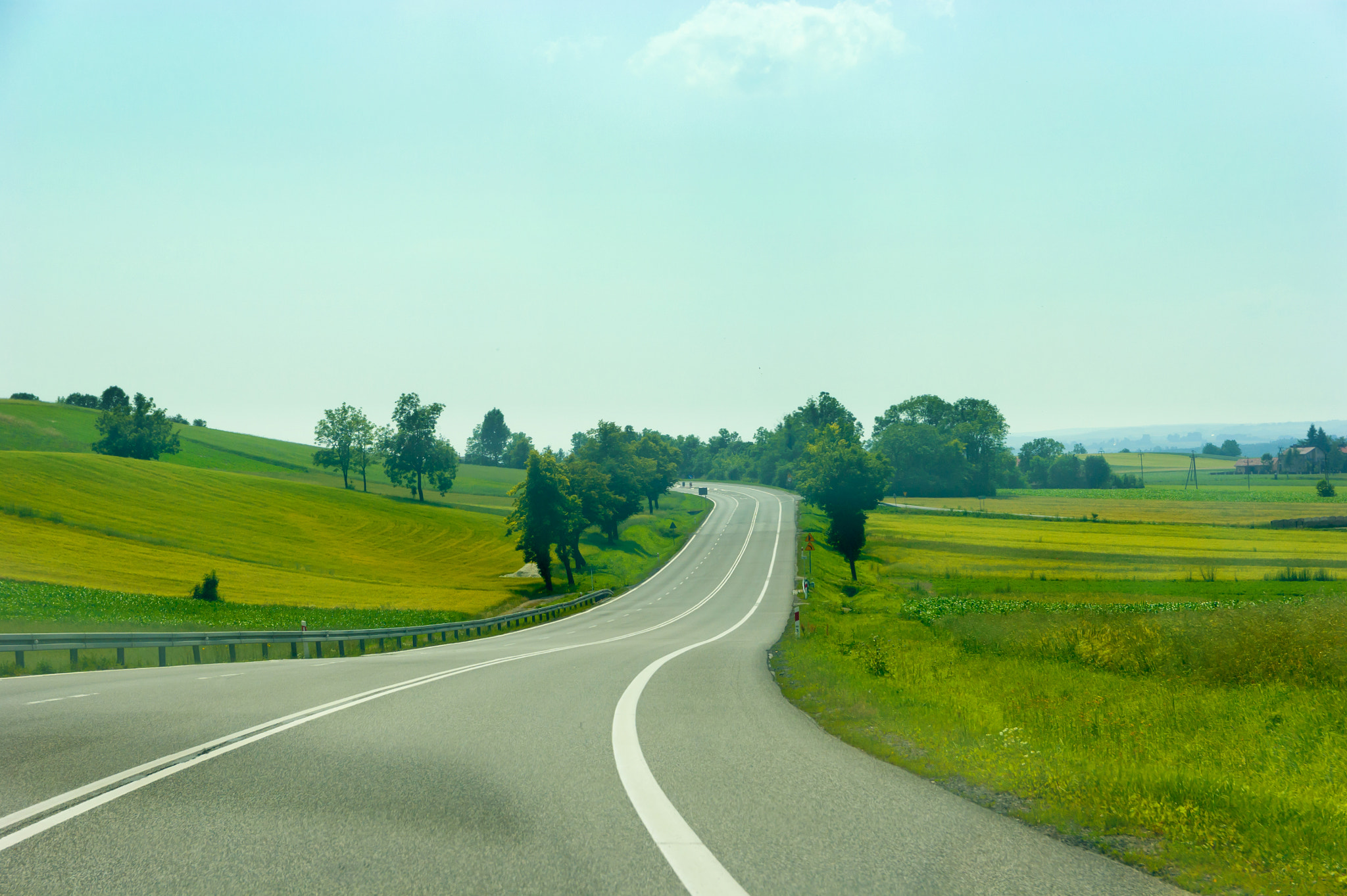 Photograph The road by Evgeny Sokolov on 500px