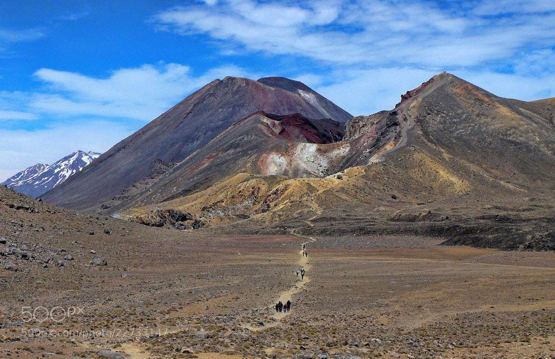 Photograph Mount Tongariro, NZ by Jose Dey on 500px