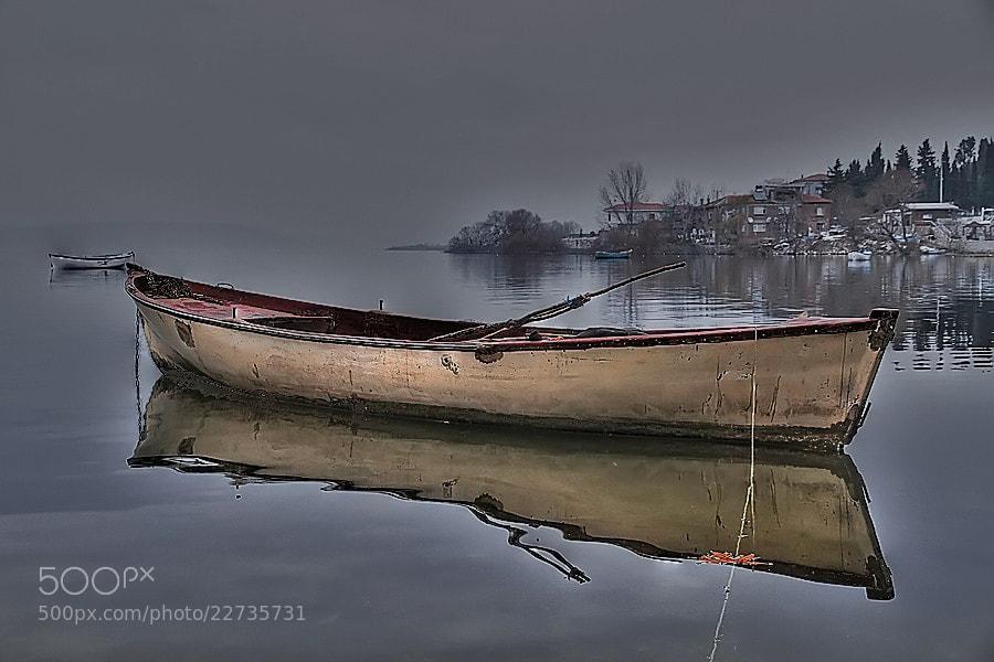 "Photograph ""fog&lake"" by e&e photography on 500px"