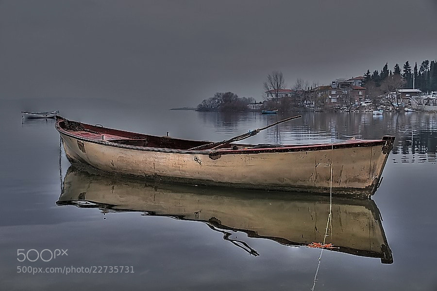 "Photograph ""fog&lake"" by engin erol on 500px"