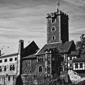 Martin Luther's Wartburg