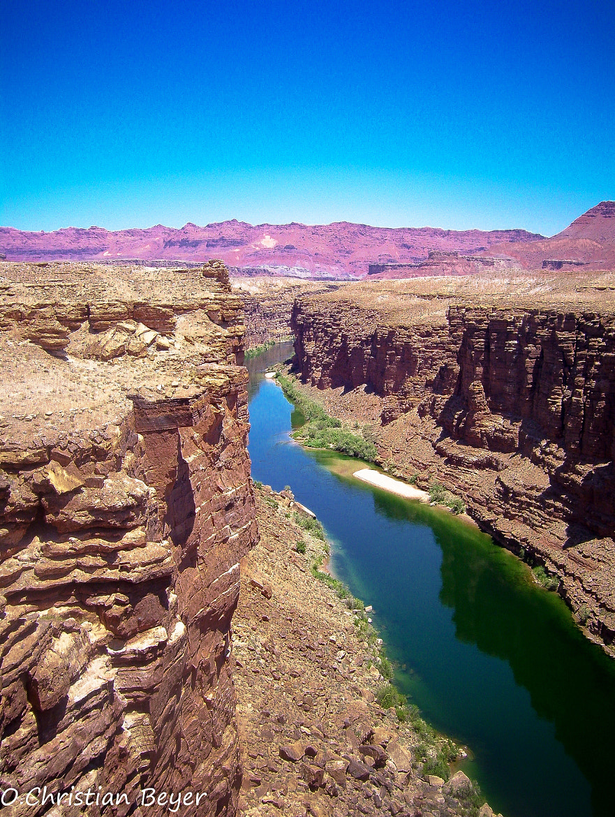 Photograph Marble Canyon by O.Christian Beyer on 500px