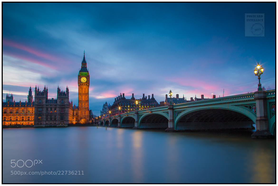 Photograph Westminster Bridge by Aaron Miller on 500px