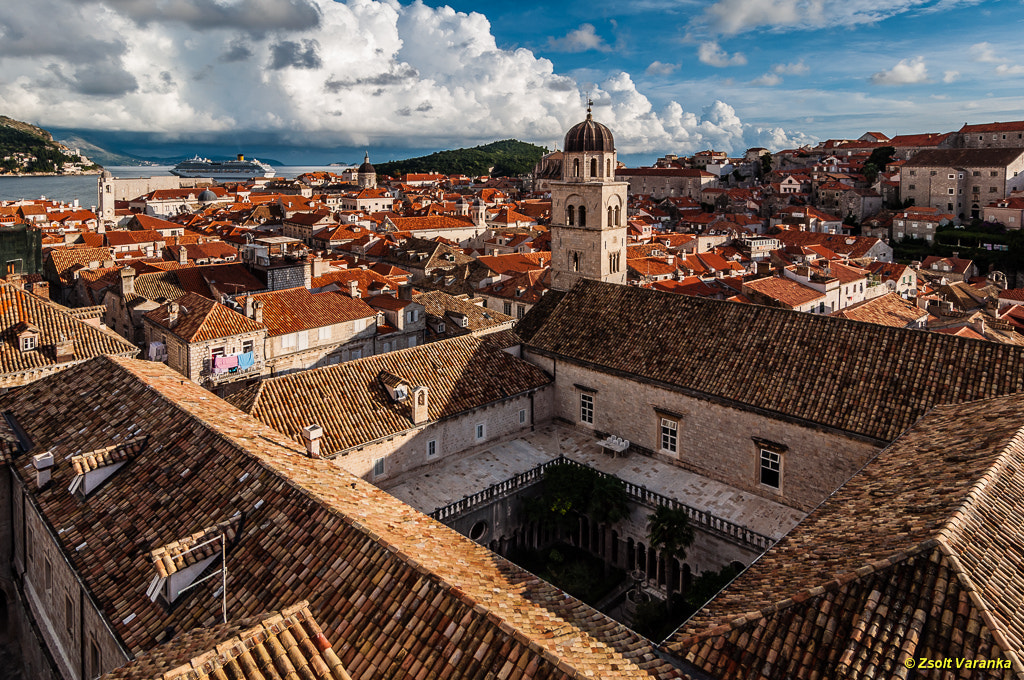 Photograph Dubrovnik, Franciscan Monastery from the Walls by Zsolt Varanka on 500px