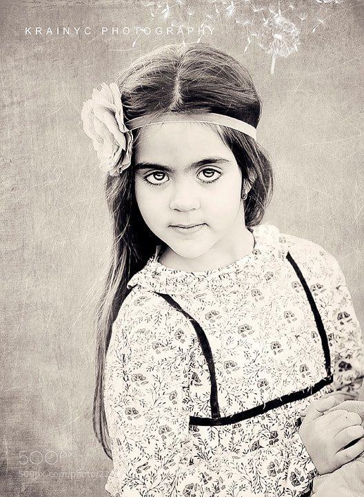 Photograph Salma by Alina Crainic on 500px