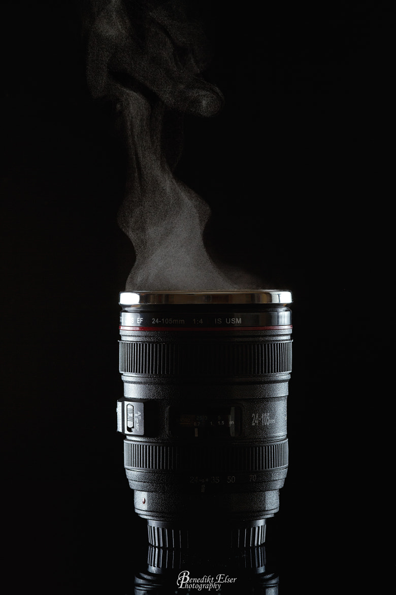 Photograph Canon Lens Cup by Benedikt Elser on 500px