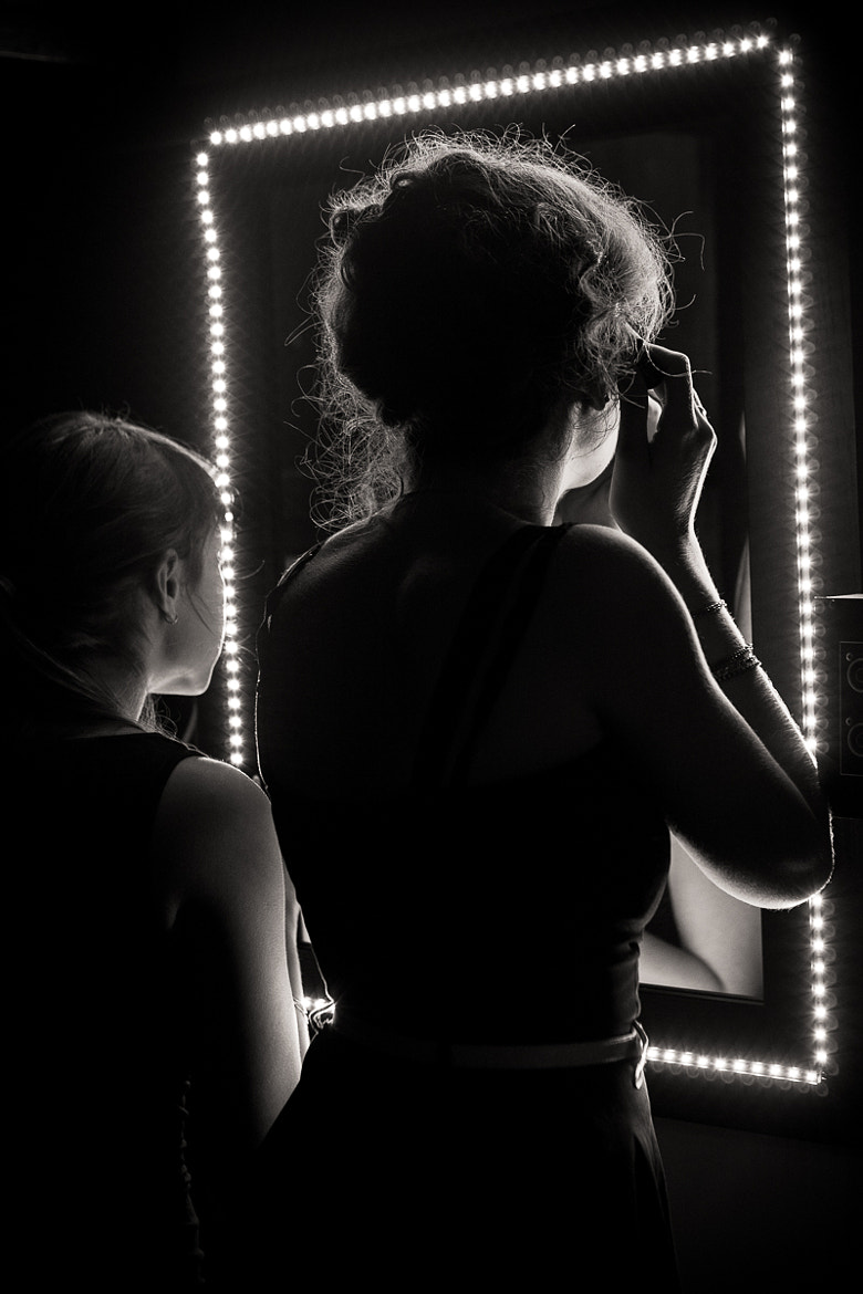 Photograph A moment before getting on stage by Guy Prives on 500px