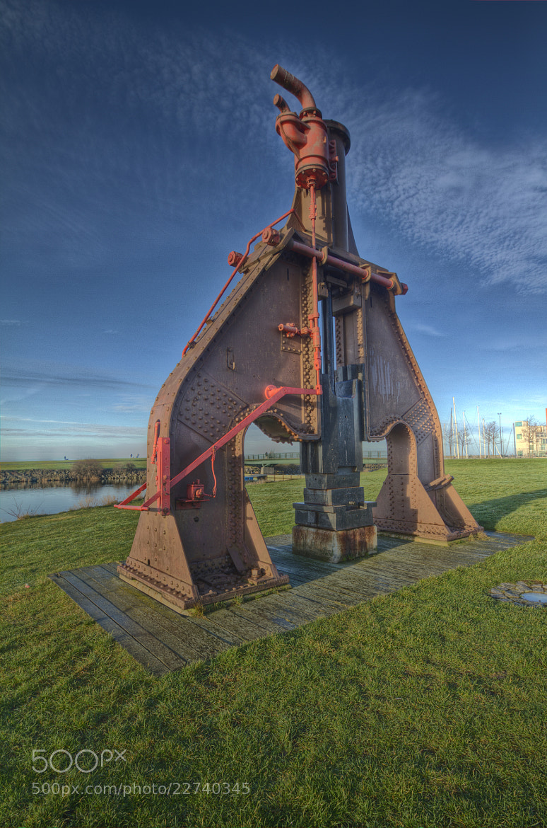 Photograph Steamhammer by Peter Jeppsson on 500px