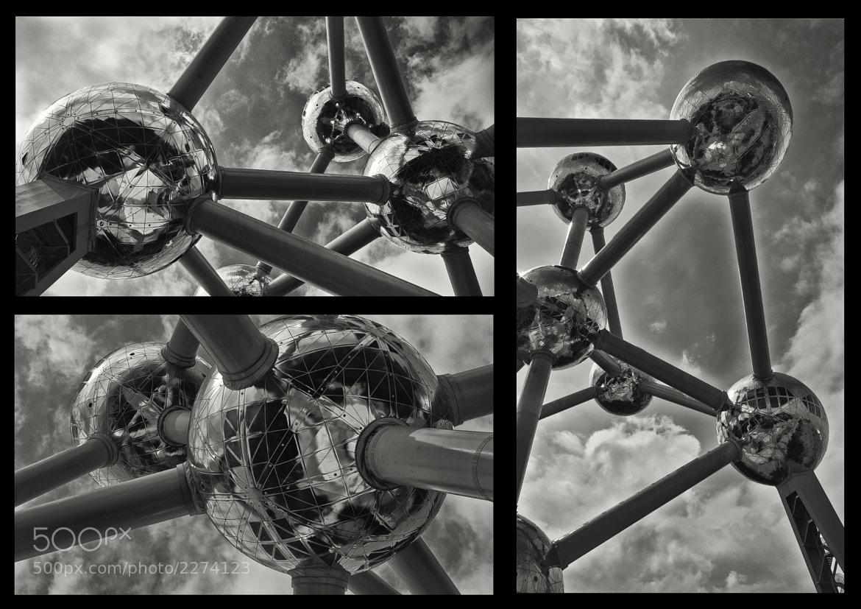 Photograph Platinum Atomium by David Kelly on 500px