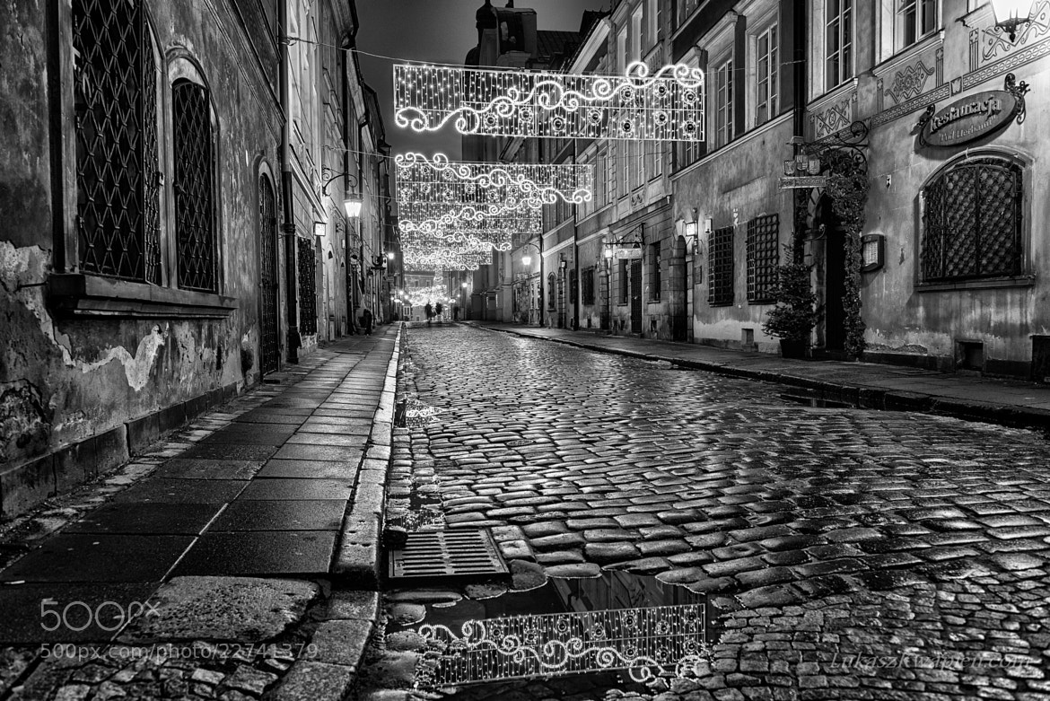 Photograph Old town by Łukasz Kwapień on 500px